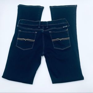 Lucky Brand Charlie Baby Boot Cut Jeans, Size 4/27